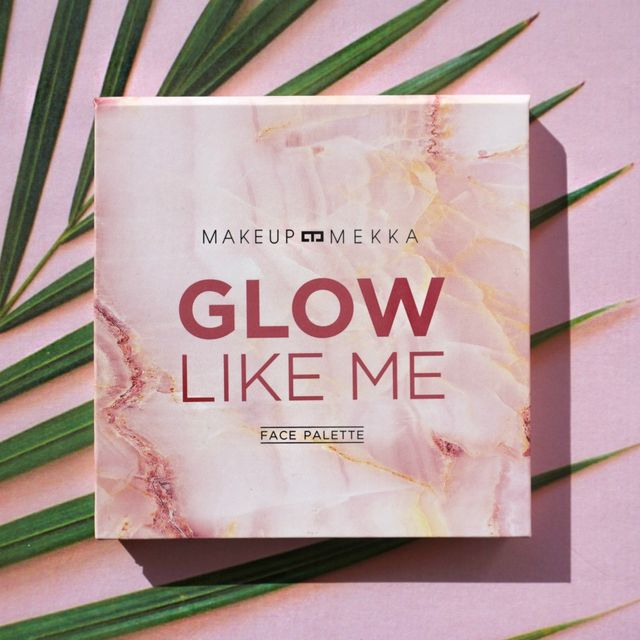 Glow Like Me Face Palette